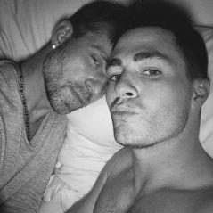 Colton Haynes en couple : l'acteur d'Arrow et Teen Wolf dévoile son 1er selfie