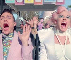 """Le clip """"Chained to the Rhythm"""" de Katy Perry"""