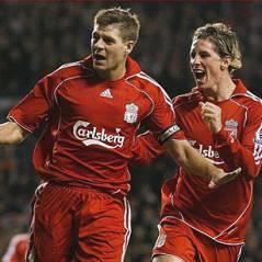 Fernando Torres et Steven Gerrard ... leurs plus beaux buts de la saison 2009/2010