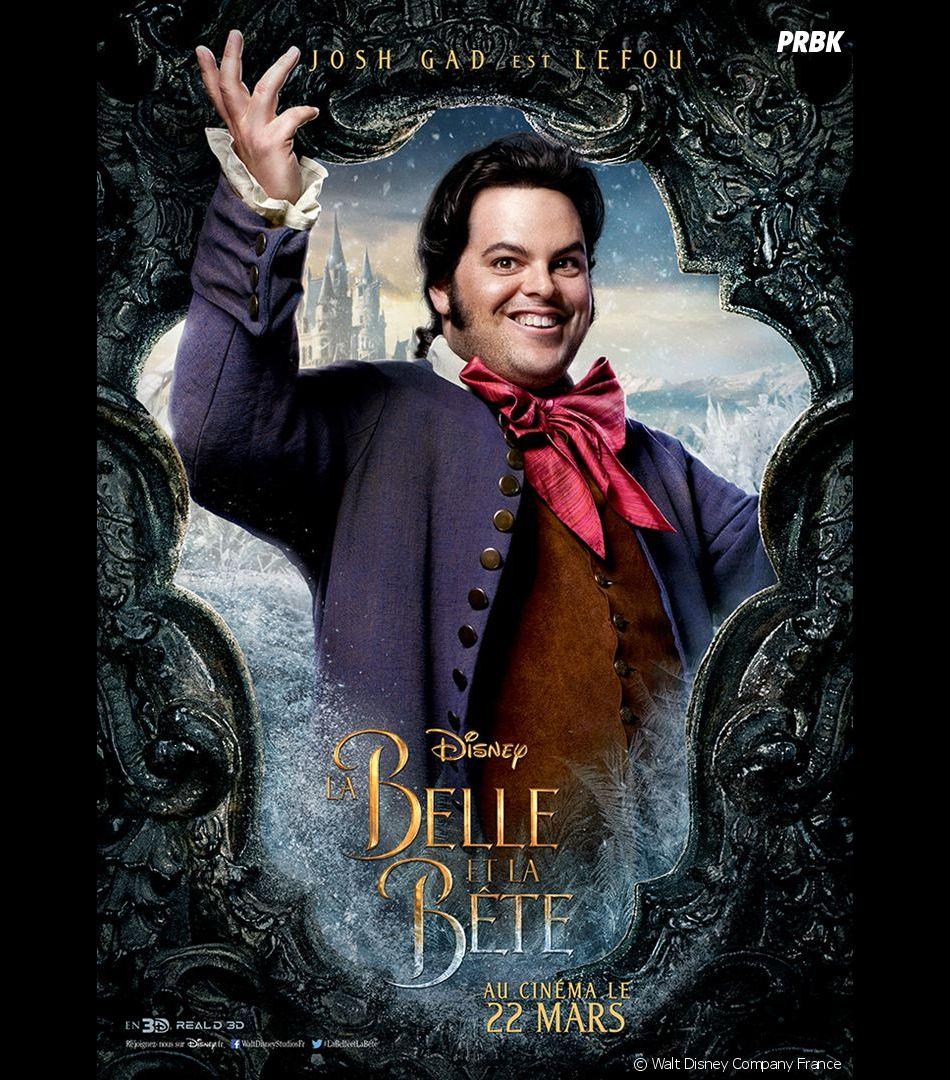 La Belle et la Bête : le personnage de Josh Gad est le premier personnage gay de l'Histoire de Disney
