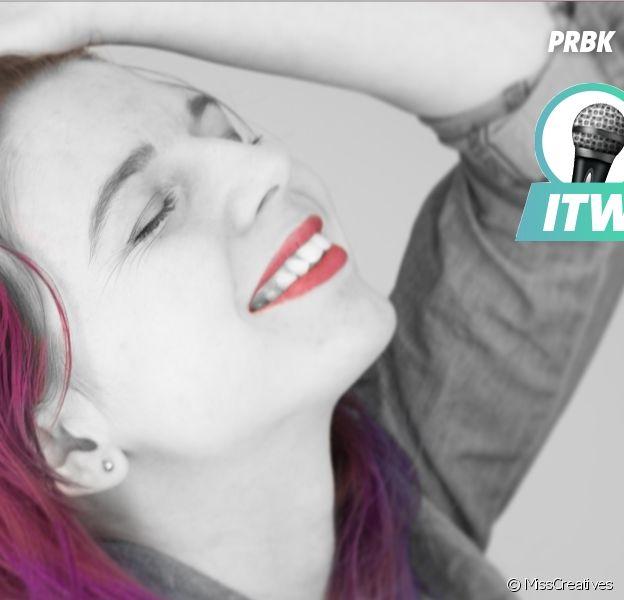 MissCreatives en interview pour PRBK !
