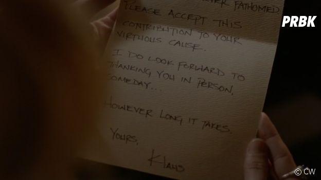 Vampire Diaries saison 8 : le petit clin d'oeil de Klaus