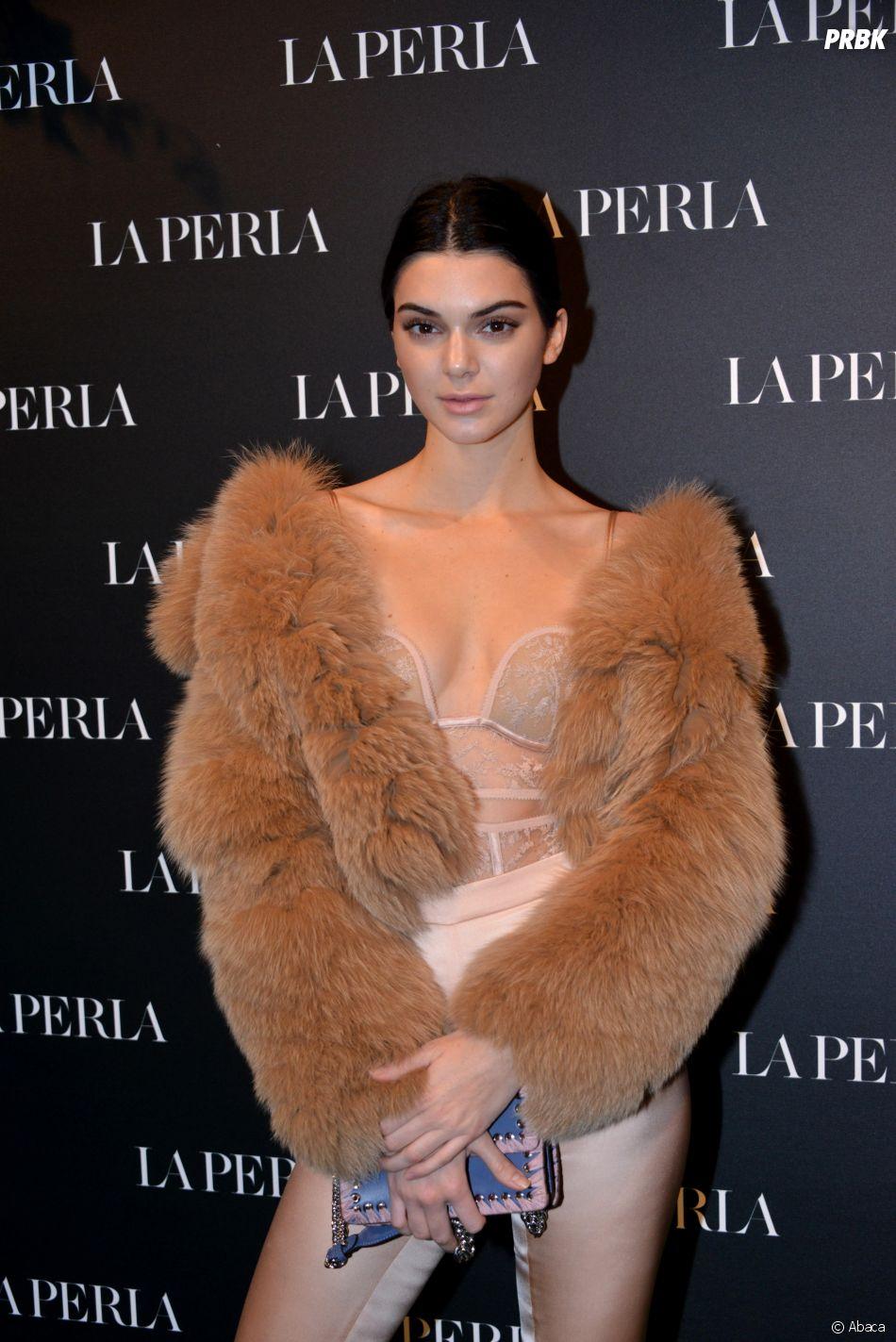 Kendall Jenner cambriolée ? Elle aurait raconté à la police avoir entendu des voleurs dans sa maison !