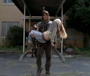 La mort de Beth dans The Walking Dead