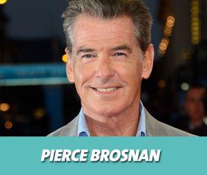 Pierce Brosnan est né en Irlande