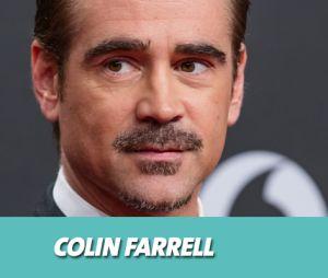 Colin Farrell est né en Irlande