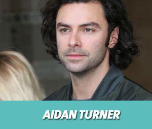 Aidan Turner est né en Irlande