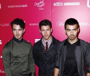 Les frères Jonas sont d'origine irlandaise
