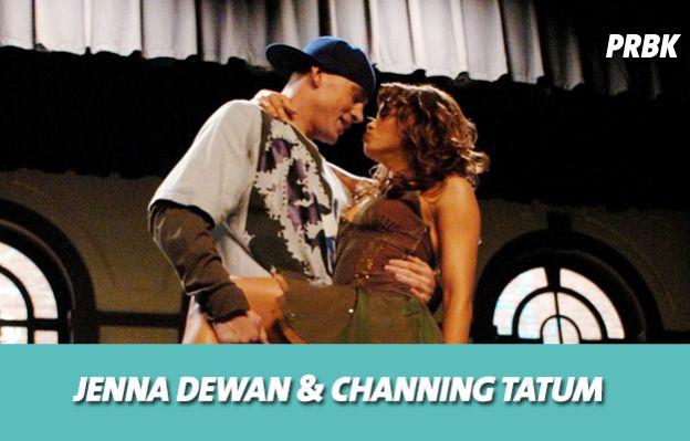 Jenna Dewan et Channing Tatum se sont mis en couple sur le tournage de Sexy Dance