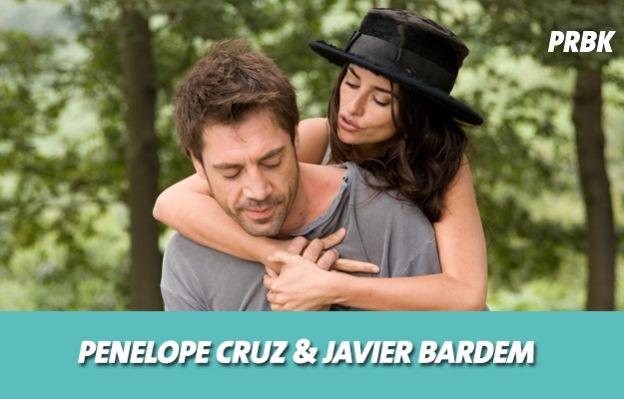 Penelope Cruz et Javier Bardem se sont mis en couple sur le tournage de Vicky Cristina Barcelona