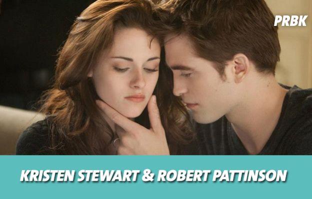 Kristen Stewart et Robert Pattinson se sont mis en couple sur le tournage de Twilight