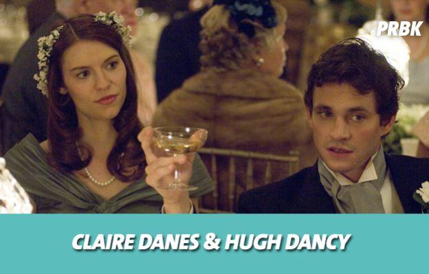 Claire Danes et Hugh Dacy se sont mis en couple sur le tournage de Evening
