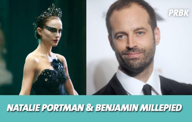 Natalie Portman et Benjamin Millepied se sont mis en couple sur le tournage de Black Swan