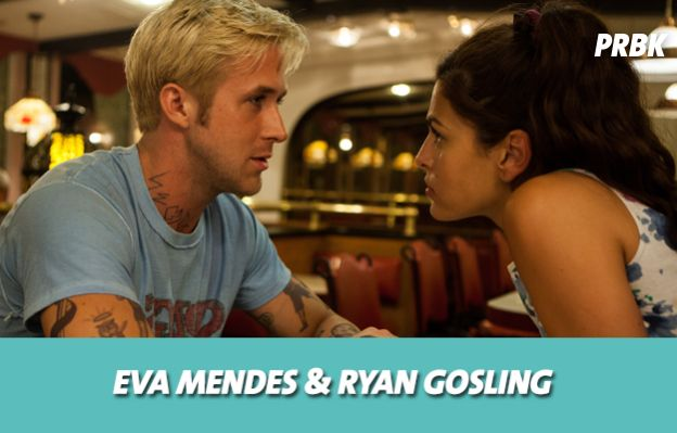 Eva Mendes et Ryan Gosling se sont mis en couple sur le tournage de The Place Beyond the Pines