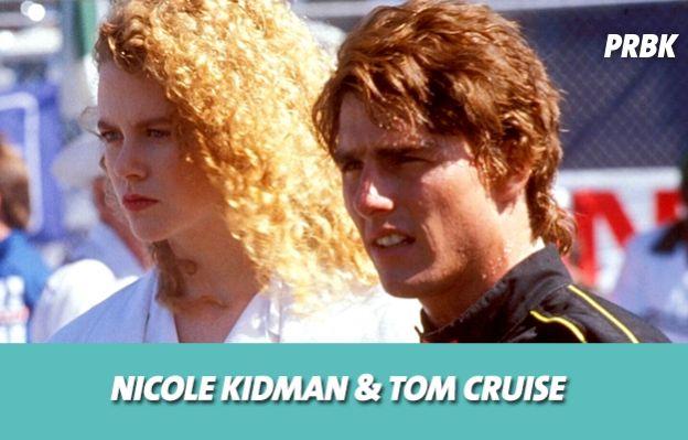Nicole Kidman et Tom Cruise se sont mis en couple sur le tournage de Jours de tonerre
