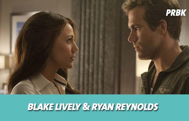 Blake Lively et Ryan Reynolds se sont mis en couple sur le tournage de Green Lantern