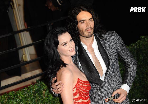 Katy Perry et Russell Brand se sont mis en couple sur le tournage de Get Him to the Greek