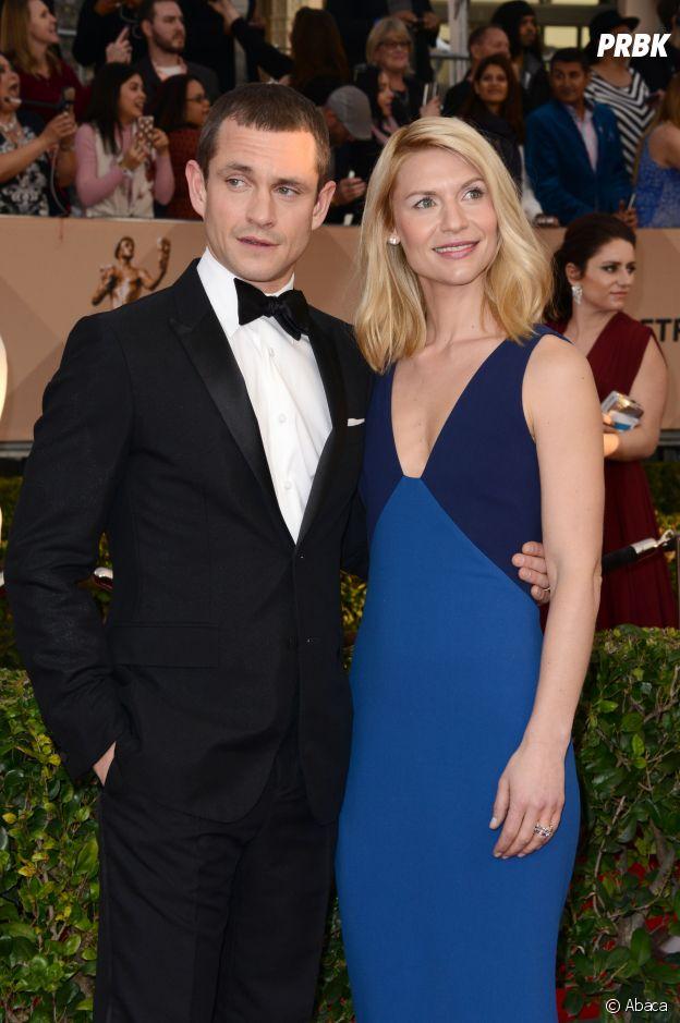 Claire Danes et Hugh Dancy se sont mis en couple sur le tournage de Evening