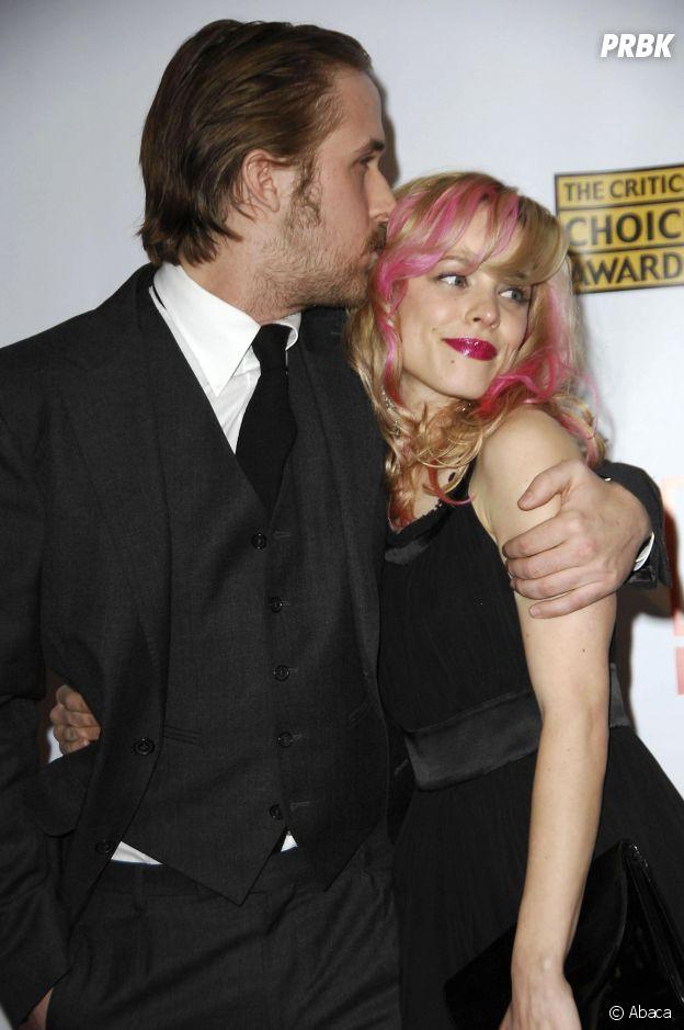 Ryan Gosling et Rachel McAdams se sont mis en couple sur le tournage de N'oublie jamais