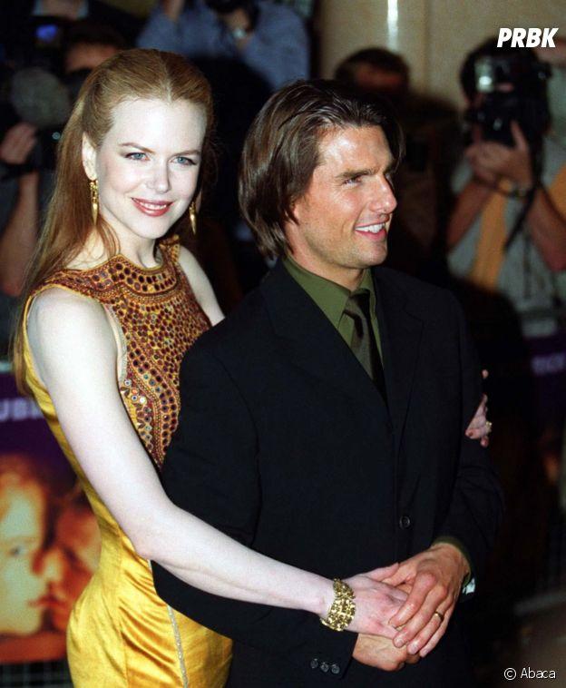 Nicole Kidman et Tom Cruise se sont mis en couple sur le tournage de Jours de tonnerre