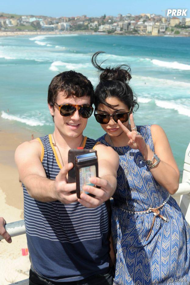 Vanessa Hudgens et Josh Hutcherson se sont mis en couple sur le tournage de Voyage au centre de la terre 2