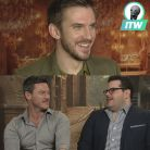 La Belle et la Bête: Josh Gad, Dan Stevens et Luke Evans passent au détecteur de rumeurs dans notre interview