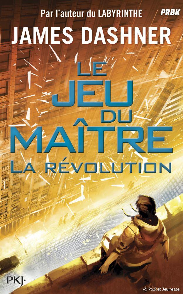 """Le Jeu du maître : découvrez le deuxième tome """"La Révolution"""""""
