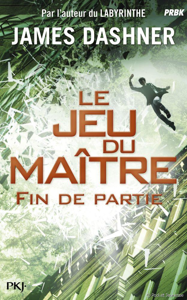 """Le Jeu du maître : découvrez le troisième tome """"Fin de partie"""""""