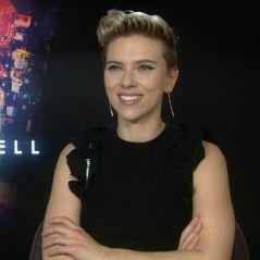 Scarlett Johansson : l'interview Ghost In The Shell de la star américaine