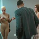 """Nesma (Les Anges 9) choque les internautes avec sa tenue : """"on dirait qu'elle est nue"""""""