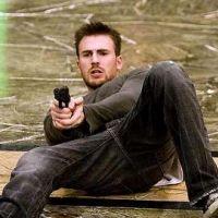 Chris Evans ... le futur Captain America