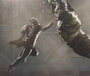 Thor Ragnarok : Thor affronte Hulk dans la première bande-annonce