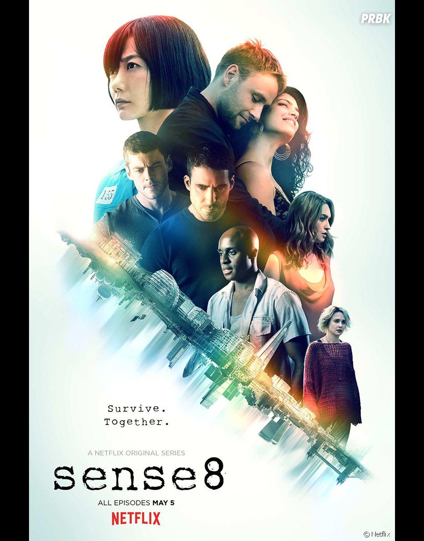 Sense8 : l'affiche de la saison 2