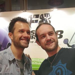 Darko, Tim, Florian N'Guyen... Quand les youtubeurs se croient dans Fast & Furious 8 !