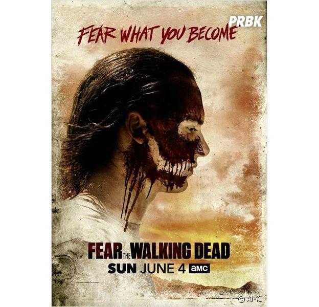Fear The Walking Dead : une nouvelle affiche pour la saison 3