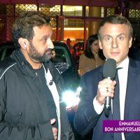 Cyril Hanouna : Emmanuel Macron dans TPMP pour la 1000e, la séquence improbable