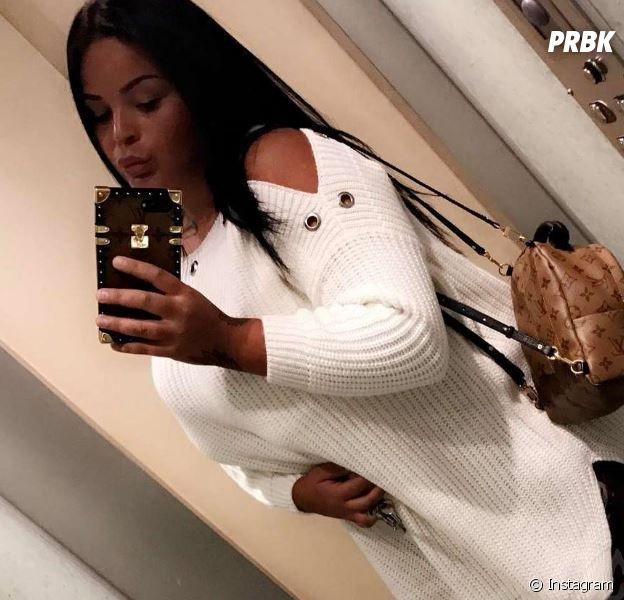 Sarah Fraisou (Les Anges 9) : sa perte de poids continue, elle poste un selfie pour le prouver !