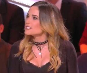 Capucine Anav ultra sexy : Camille Combal surpris et séduit par son méga décolleté !