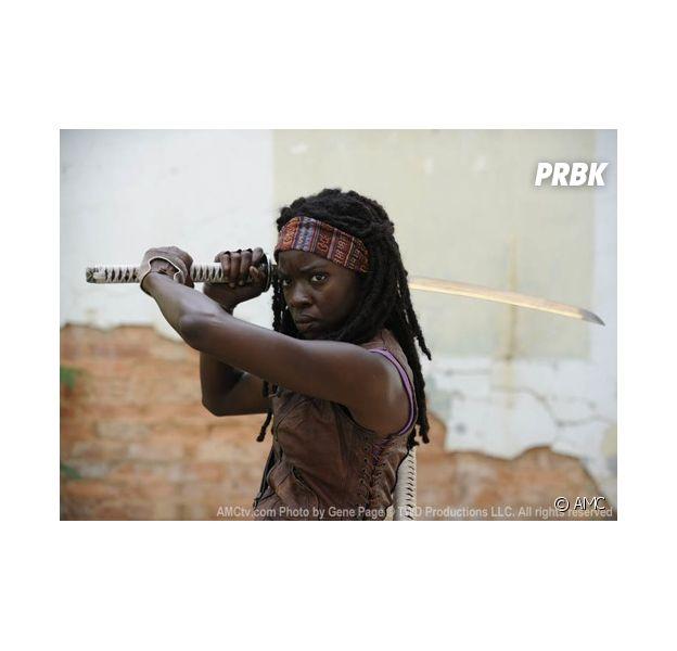 The Walking Dead saison 8 : Michonne bientôt morte ?