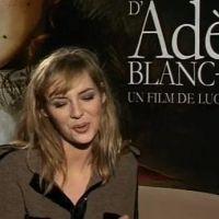 Les Aventures extraordinaires d'Adèle Blanc-Sec ... l'équipe du film en Interview vidéo !!