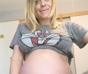 Alexia Mori enceine : elle dévoile son ventre rond sur Instagram