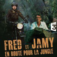 Fred et Jamy en route pour la jungle ... le teaser de l'émission sauvage