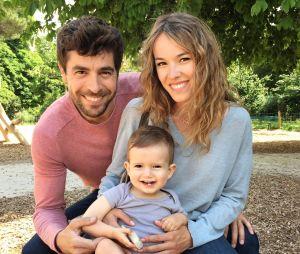 Clem saison 8 : Agustin Galiana, Elodie Fontan et le petit Pablo sur le tournage