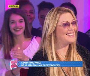 Loana Petrucciani dévoile le secret de son impressionnante perte de poids dans le Mad Mag