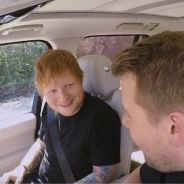 Ed Sheeran dévoile son talent WTF pendant son Carpool Karaoke avec James Corden