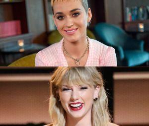 Katy Perry prête à faire la paix avec Taylor Swift