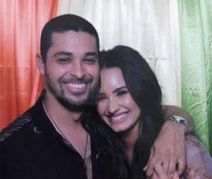 Demi Lovato et Wilmer Valderrama très proches sur une photo