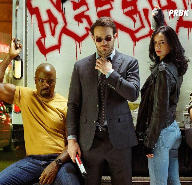 Daredevil, Jessica Jones et Luke Cage au casting d'Avengers Infinity War ?
