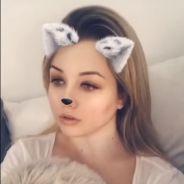 """EnjoyPhoenix abattue sur Snapchat 😟 : """"ça m'a profondément détruite"""""""