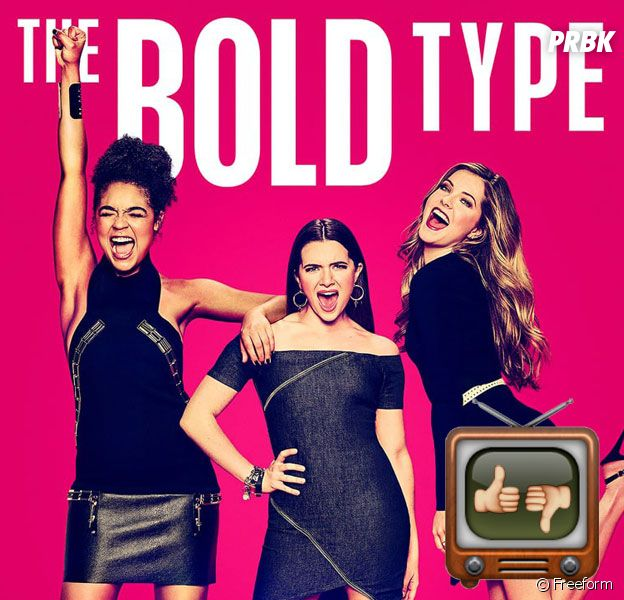 The Bold Type : faut-il regarder la série de Freeform ?